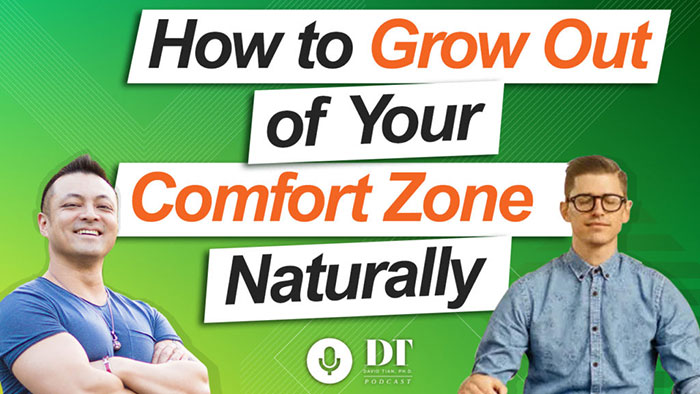 How to Grow Out of Your Comfort Zone Naturally (w/ Stefan Ravalli) | DTPHD Podcast 25