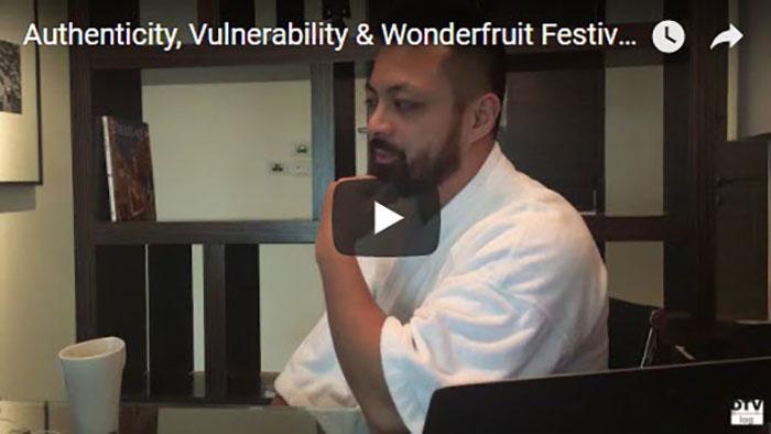 Authenticity, Vulnerability & Wonderfruit Festival | DTVlog 5