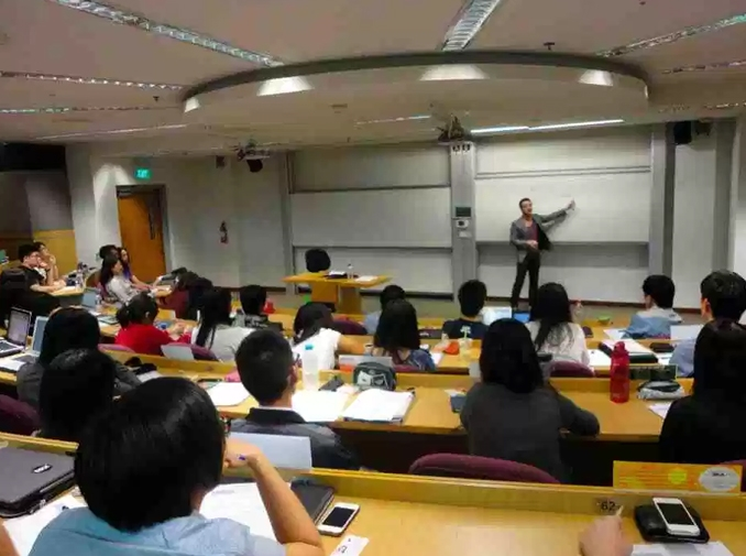 David Tian's SMU Capstone Talk on Demolishing Your Deepest Insecurities