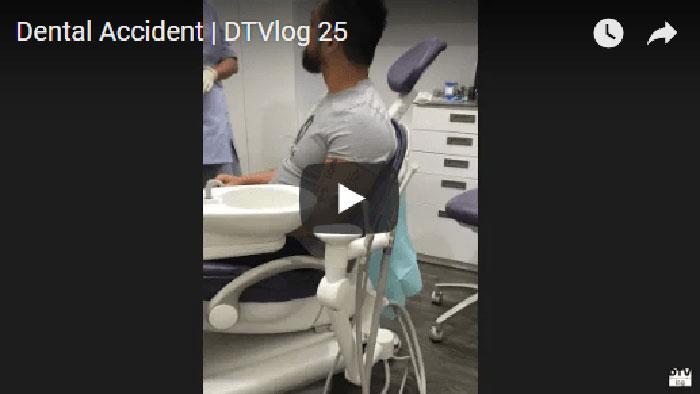 Dental Accident   DTVlog 25