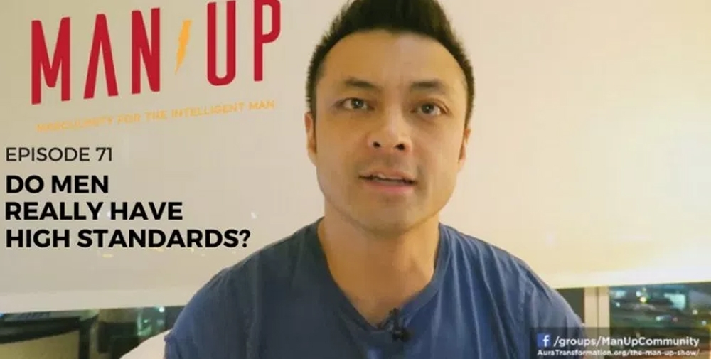 """The Man Up Show"" Ep.71 – Do Men Really Have High Standards?"