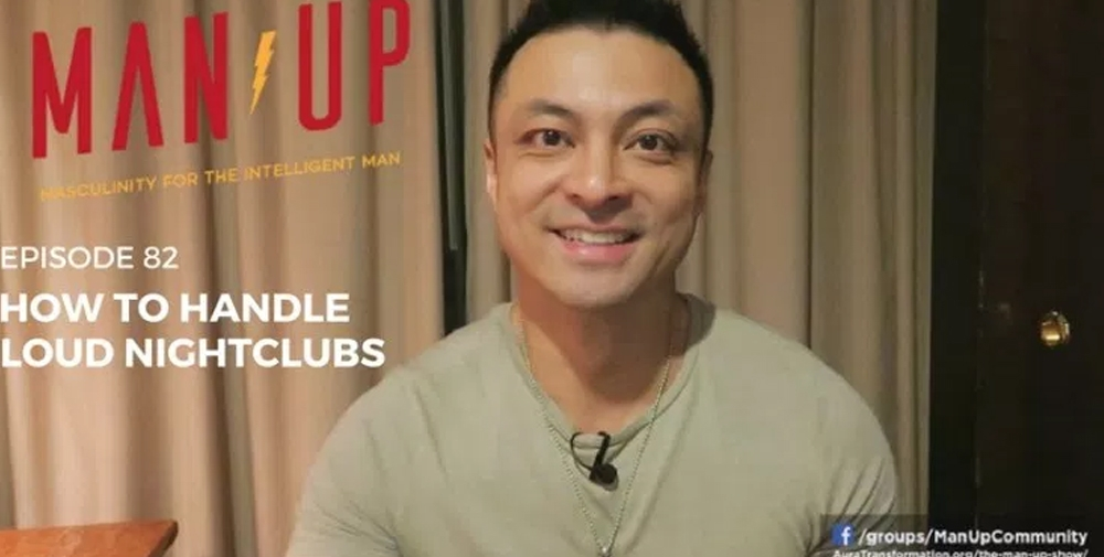"""""""The Man Up Show"""" Ep.82 – How Do You Handle Loud Nightclubs"""