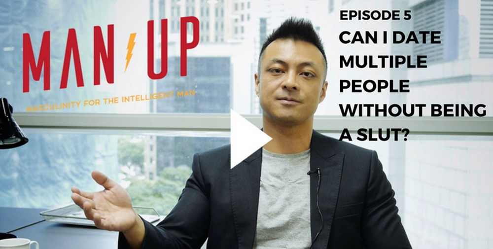 """The Man Up Show"" Ep.05 – How To Enjoy Multiple Relationships Openly and Honestly"