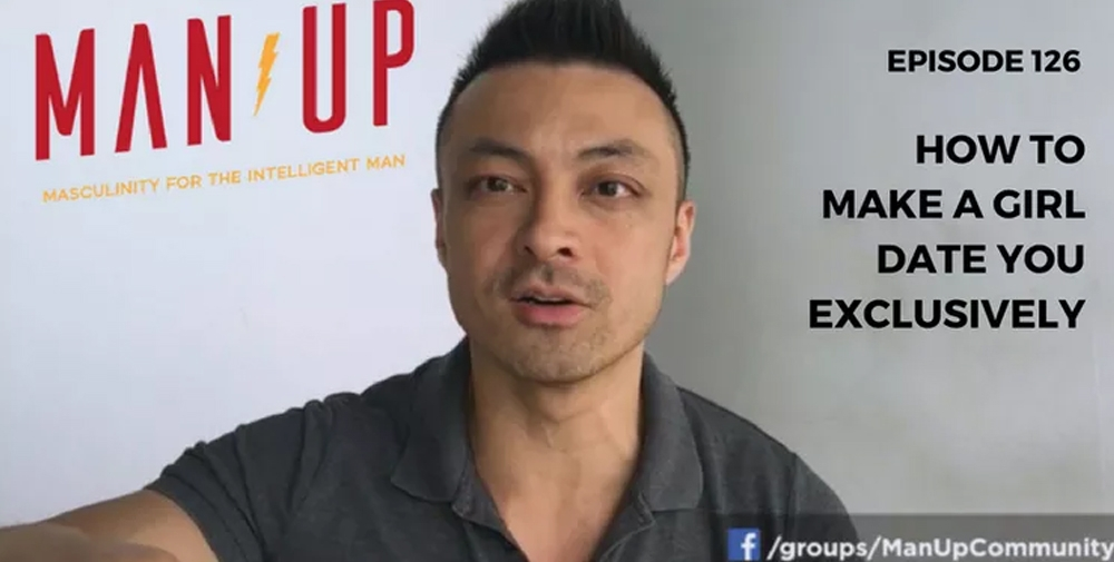 """The Man Up Show"" Ep.126 – How To Get A Woman To Commit"