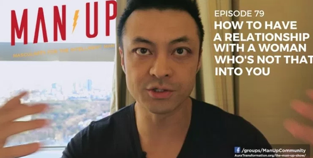 """""""The Man Up Show"""" Ep.79 – How To Have A Relationship With A Woman Who's Not That Into You"""