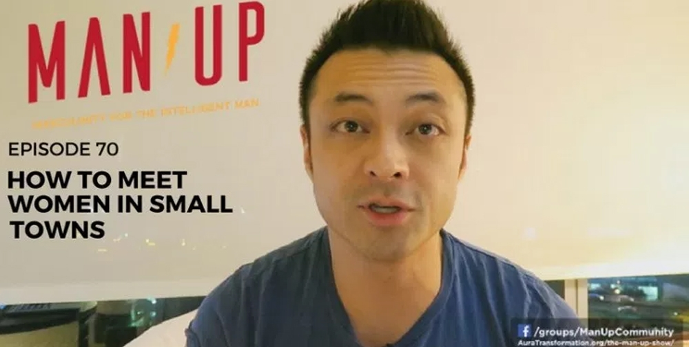"""The Man Up Show"" Ep.70 – How To Meet Women In Small Towns"