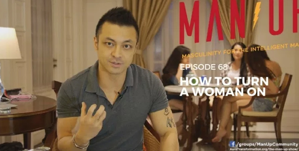 """The Man Up Show"" Ep.68 – How To Turn A Woman On"