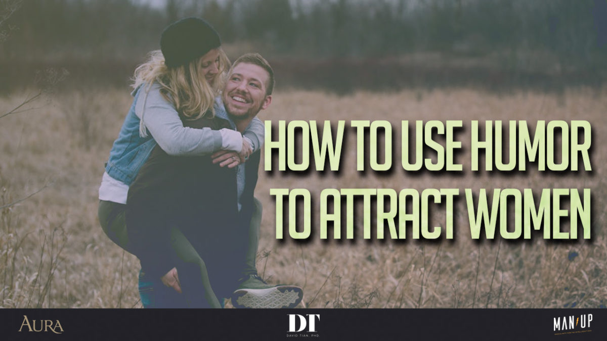 How to Use Humor to Attract Women