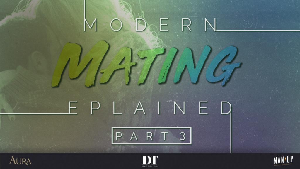 Modern Mating Explained 3: Narcissism & Codependency, The 3 Big Myths of Charisma Coaching