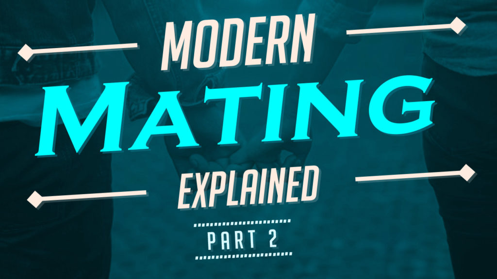 Modern Mating Explained 2: Shame, Narcissism, & Growth for the Nice Guy Fixer