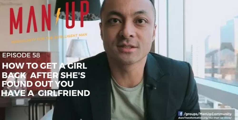 """The Man Up Show"" Ep.58 – She Finds Out You Have A Girlfriend?"