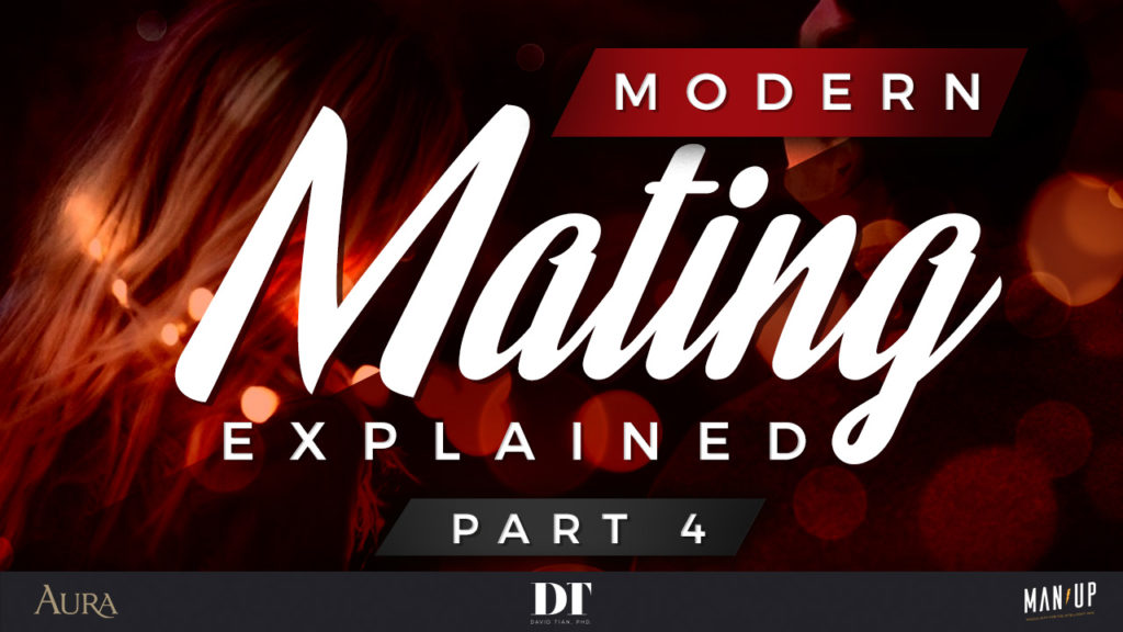 Modern Mating Explained 4: The Achiever, Pleaser, Rebel, Recluse Neurotic Relationship Strategies