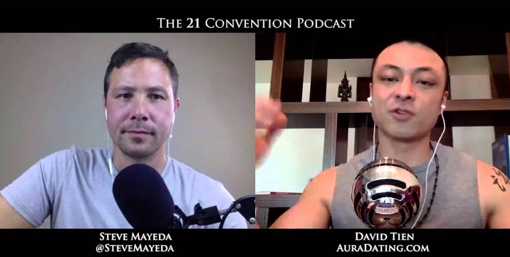 """The Man Up Show"" – The Honest Truth About Pick Up: 21 Convention Podcast Interview (with Steve Mayeda)"