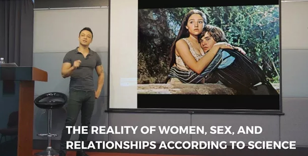 """The Man Up Show"" – The Reality of Women, Sex, and Relationships According to Science"