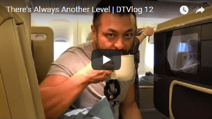 There's Always Another Level | DTVlog 12