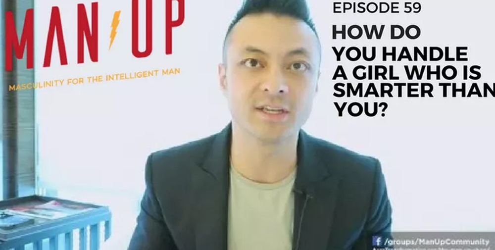 """The Man Up Show"" Ep.59 – What About Dating A Girl Who Is Smarter Than You?"