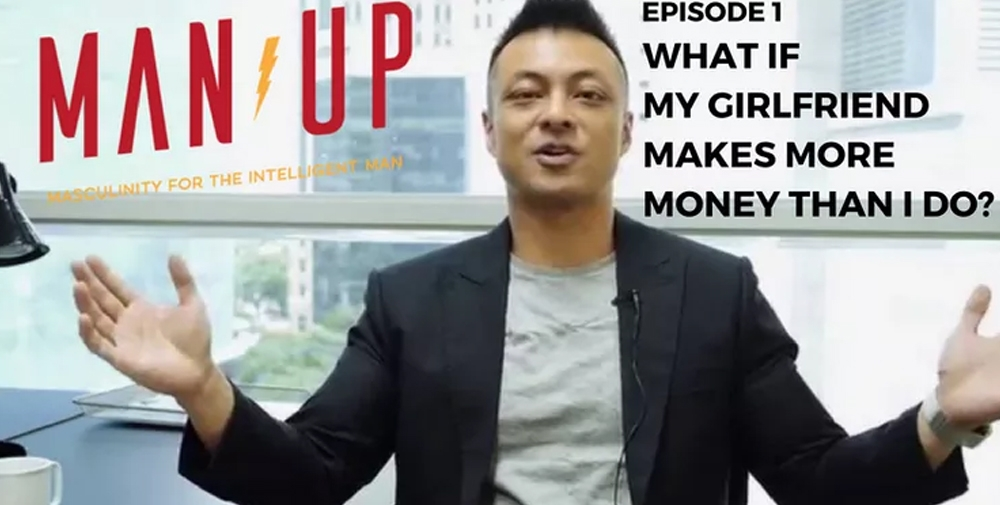 """The Man Up Show"" Ep.01 – What If My Girlfriend Makes More Money Than I Do?"