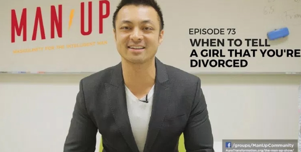 """The Man Up Show"" Ep.73 – When To Tell Her You're Divorced"