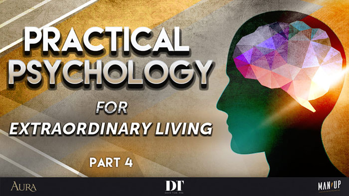 Practical Psychology for Extraordinary Living 4: Your Inner Child, True Self, & Inner Critic