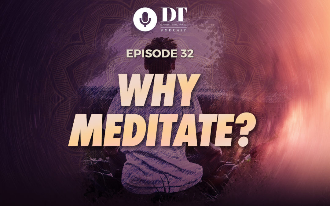Should You Meditate? | DTPHD Podcast 32